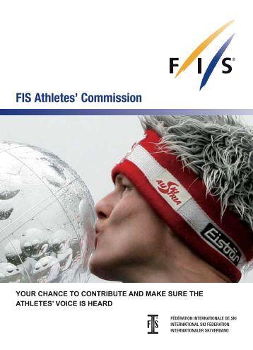 FIS Athletes' Commission - International Ski Federation