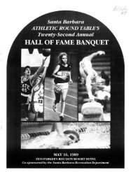 1989 Hall of Fame Banquet Program PDF - Santa Barbara Athletic ...