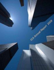 2008-2009 Annual Report - International Communication Association