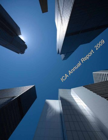 2008-2009 Annual Report - International Communication Association