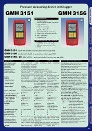 GMH 3151 GMH 3156 - Iberica de Automatismos
