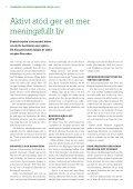 Forskning om funktionshinder pågår - Nummer 2 2012 - Centrum för ... - Page 2