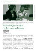 Forskning om funktionshinder pågår - Nummer 2 2012 - Centrum för ... - Page 6