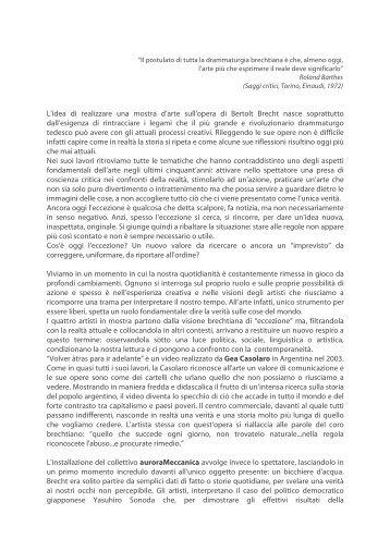 leggi il testo critico - MUSPAC museo sperimentale arte ...