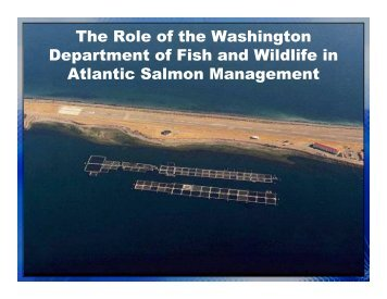 J. Kerwin - Pacific States Marine Fisheries Commission