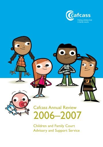 Cafcass Annual Review 2006-2007