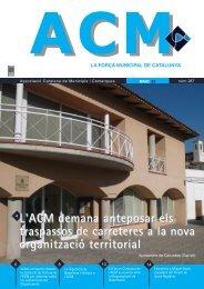 Núm. 287 - Maig 2008 - Associació Catalana de Municipis