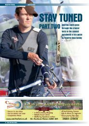 Issue 62 Beginners Recurve Bow Tuning Part 2 - Perris Archery
