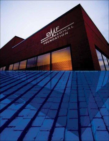 dakota medical foundation | dakota medical charities 2006 ...