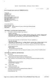 Anunț de participare Nr. 135006 - Baia Mare