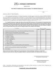 2011 Definitive Information Statement - A. Soriano Corporation