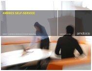 AMDOCS SELF-SERVICE