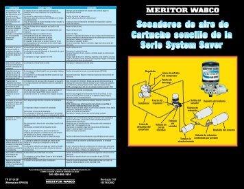 TP 97101SP_Side1.ai - Meritor WABCO
