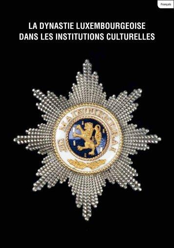 La dynastie luxembourgeoise dans les institutions culturelles PDF