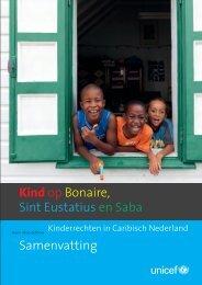 samenvatting kind op bes.pdf - Unicef
