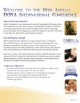 DONA International Conference - Page 2