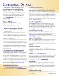 DONA International Conference - Page 3