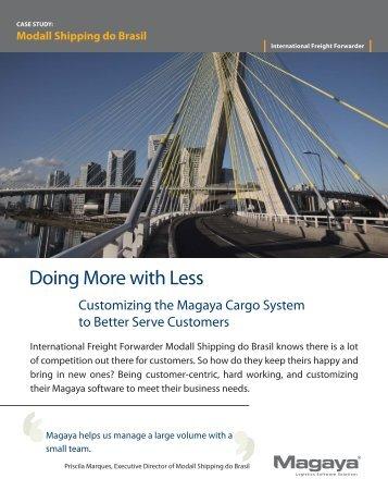 Modall Shipping do Brasil - Magaya