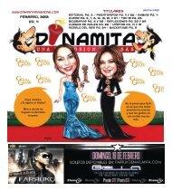www.lamega965fm.com - Dinamita Magazine