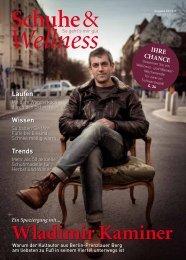 Zeitschrift lesen... - Höcker Gesunde Schuhe