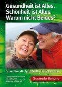 Zeitschrift lesen... - Höcker Gesunde Schuhe - Page 4