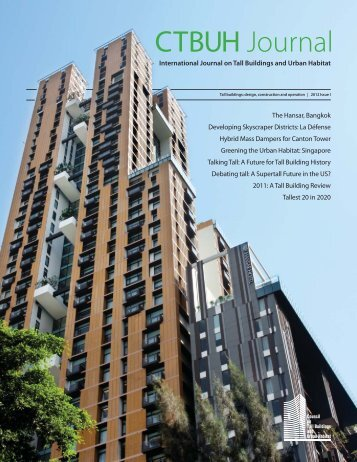 Download a preview of the journal - CTBUH Web Shop - Council on ...