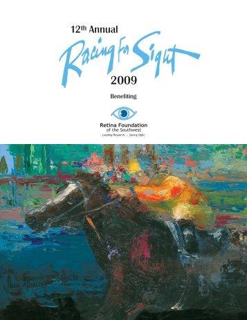 Race Program 09:Layout 1 - The Retina Foundation of the Southwest