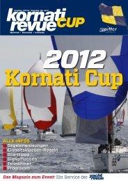 Ausgabe 1/2012 Samstag, 28.4.2012 - Kornaticup