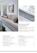 Elektroinstallationen für mehr Komfort und Sicherheit - Hager - Seite 5