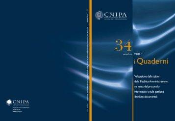 n. 34 - PDF - Archivio Storico CNIPA