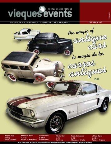 antique cars antique cars - Vieques Events