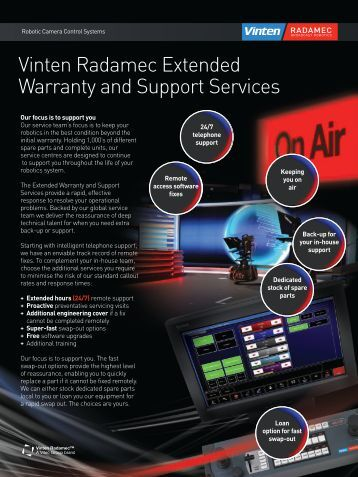 IAC Extended Warranty Program - Customer Service Portal ...