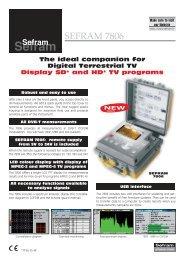 FT_MW 7806-GB - Sefram