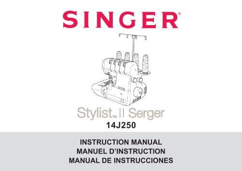 14J250 - Singer