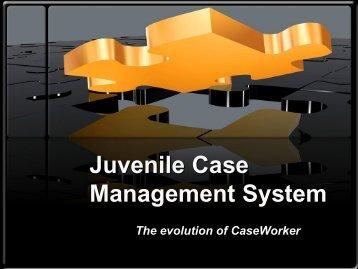 Juvenile Case Management System - Texas Juvenile Justice ...