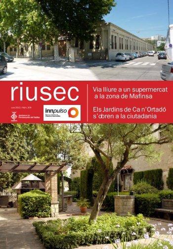 Riu Sec - juliol 2012 - Ajuntament de Cerdanyola del Vallès