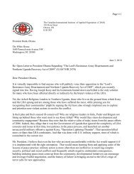 Page # 1 Re: Open Letter to President Obama Regarding ... - ciian