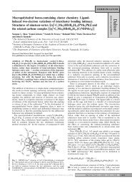 Macropolyhedral boron-containing cluster chemistry. Ligand ...