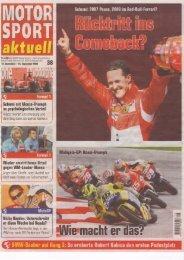 MSa - Ausgabe 2006-38 - RS-Sportbilder
