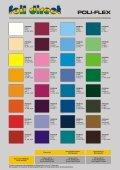 Farbkarte POLI-FLEX und POLI-FLOCK - foil direct® Gmbh - Seite 2