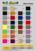 Farbkarte POLI-FLEX und POLI-FLOCK - foil direct® Gmbh - Seite 3