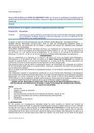 Norma Oficial Mexicana NOM-024-SEMARNAT-1993, por la que se ...