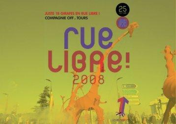 89* ,.7&+*8 *3 7:* 1. - Rue Libre