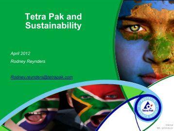 Tetra Pak - 2012 - NBIC
