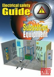 Substation Equipment Guide - CATUELEC