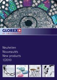 Neuheiten Nouveautés New products 1/2010 - Glorex