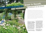 Groen in Hasselt, - Omnia