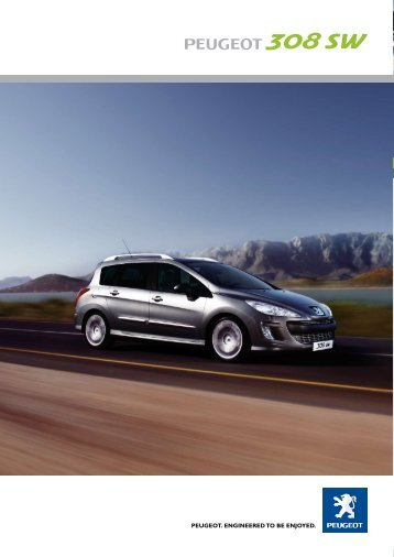 THE 3 MODU USER-F ARCHI STYLE NATUR - Peugeot