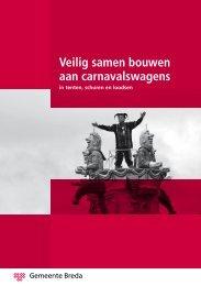 Veilig samen bouwen aan carnavalswagens - Gemeente Opmeer