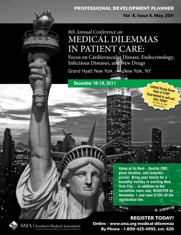 medical dilemmas in patient care - Southern Medical Association